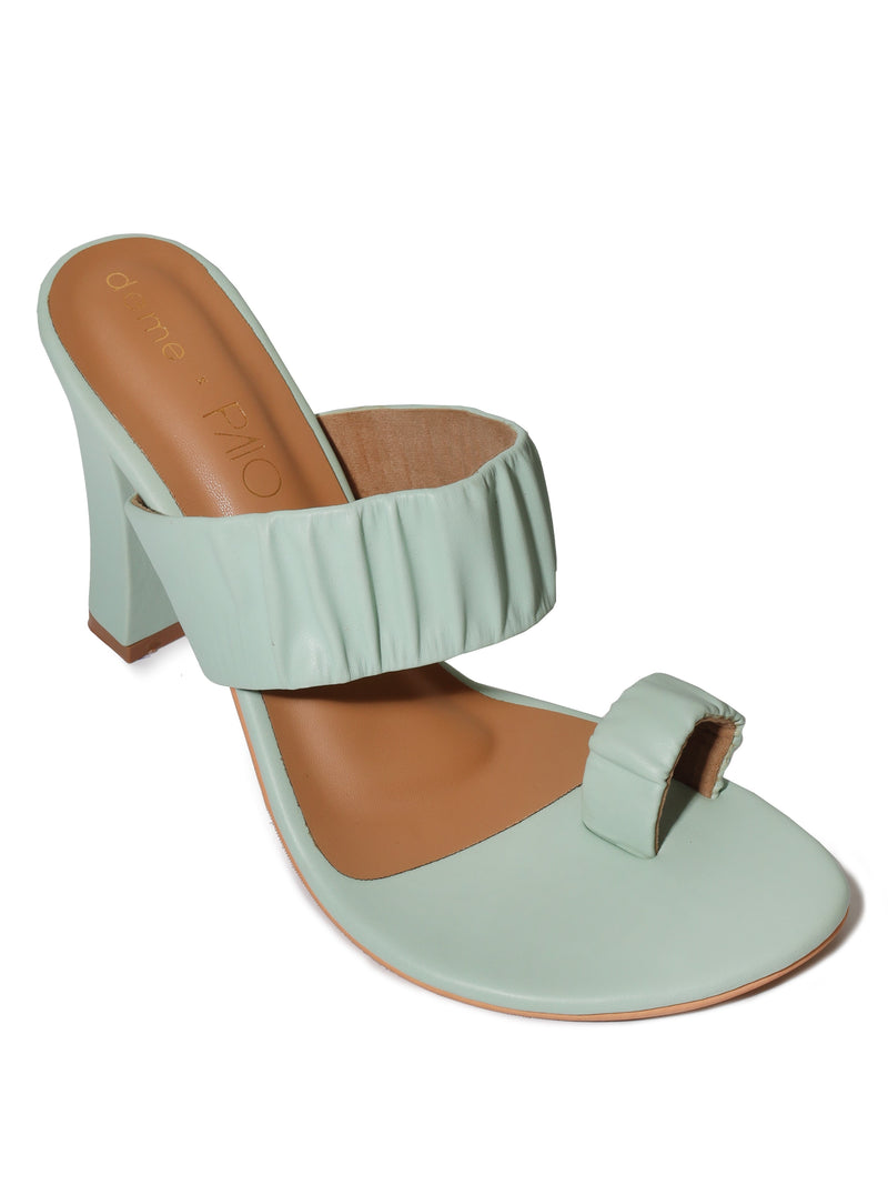 Tiffany Mint green Heels