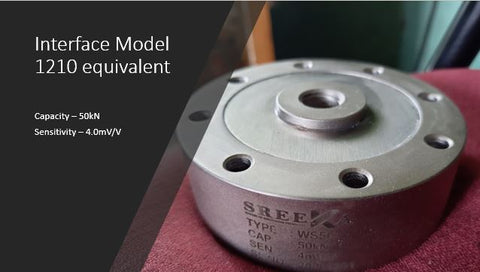 Exact Equivalent of Interface load cell Model 1210