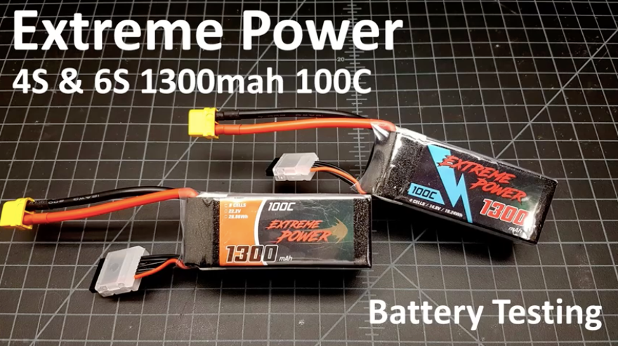 Review XT60 plug Lipo Battery.(4s and 6s)