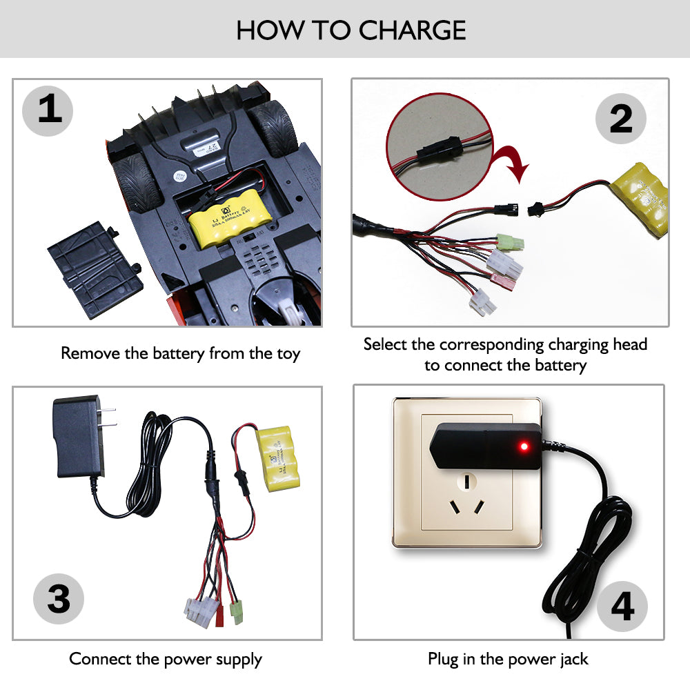 rc car battery charger
