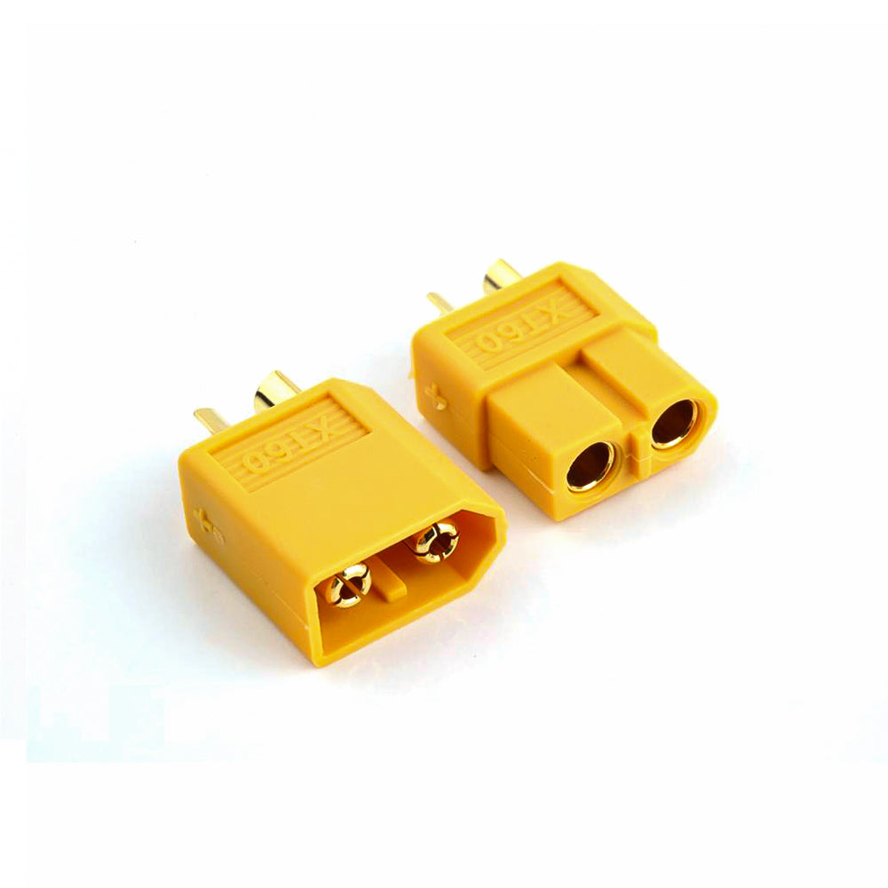 1 pair XT60 Male Female Bullet Connectors Plugs for RC Lipo Battery