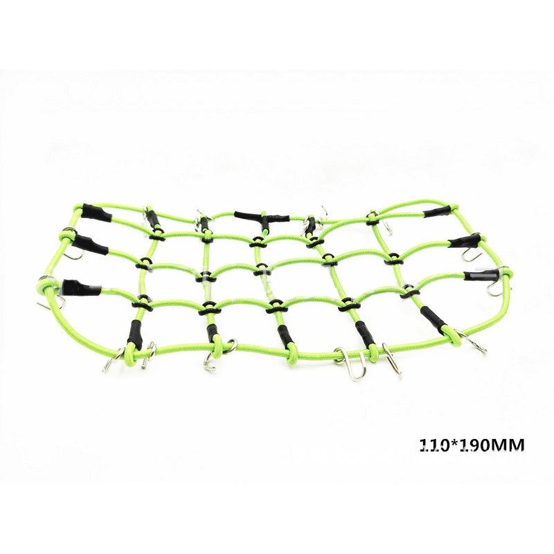 110 x 130 mm Elastic Luggage Net for RC Rock Crawler AXIAL SCX10 D90 RC Car Accessories