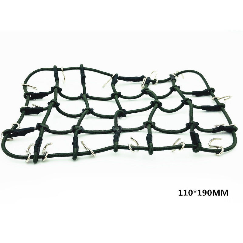 110 x 190mm Elastic Luggage Net for RC Rock Crawler AXIAL SCX10 D90 RC Car Accessories