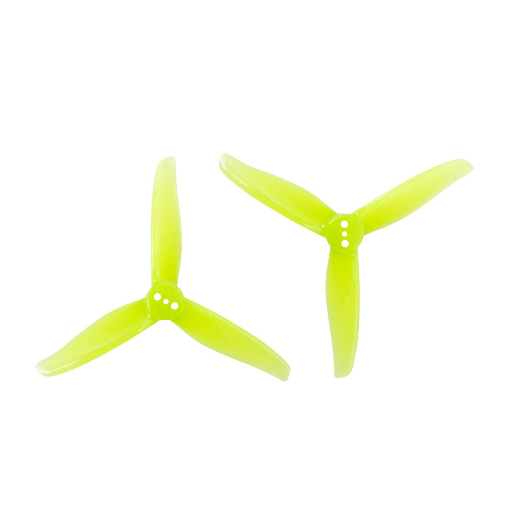 6 pairs Gemfan 3016 Propeller 1.5m 2mm hole 3 inch 3-Blade CW CCW FPV Propeller for 3inch FPV Racing Drone