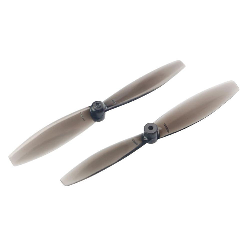 "65 mm 2-Blade Propeller w/ 1.5 mm Mounting Hole 2.5"" Prop for Toothpick FPV Drone, 10 Pairs CW CCW"