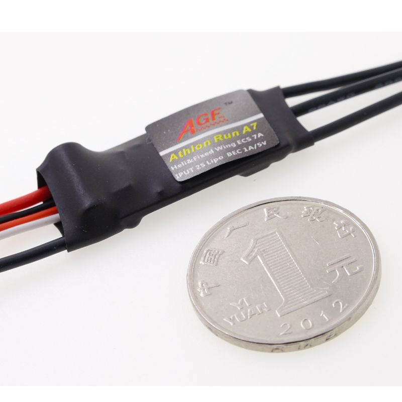 AGFRC 2-6S Lipo Brushless ESC Electronic Speed Controller
