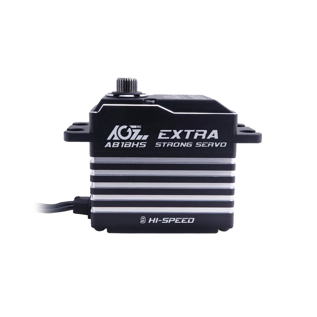 AGFRC 35kg Programmable Brushless RC Servo for 1/8 RC Model (A81BHS)