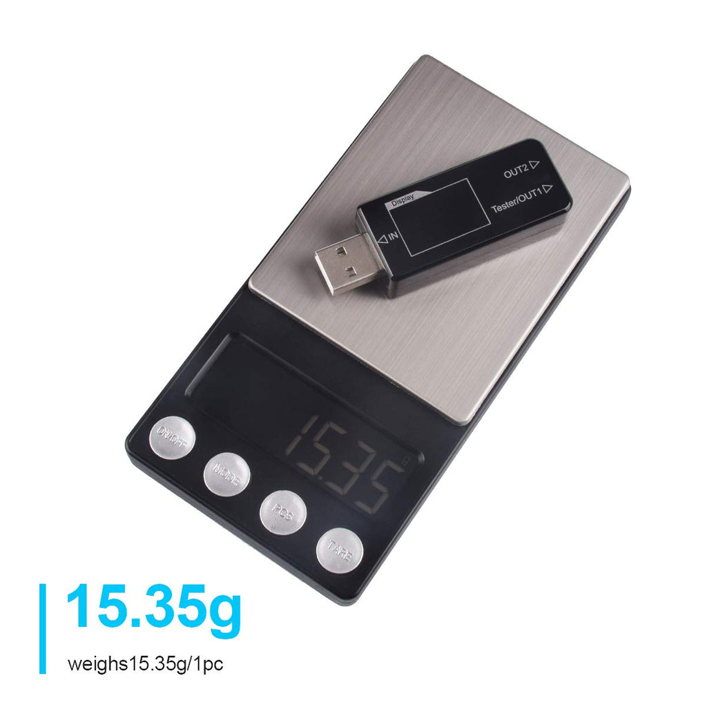 BETAFPV BT2.0 Battery USB Charger with On-Board LCD Display for BT2.0 300mAh 1S Battery