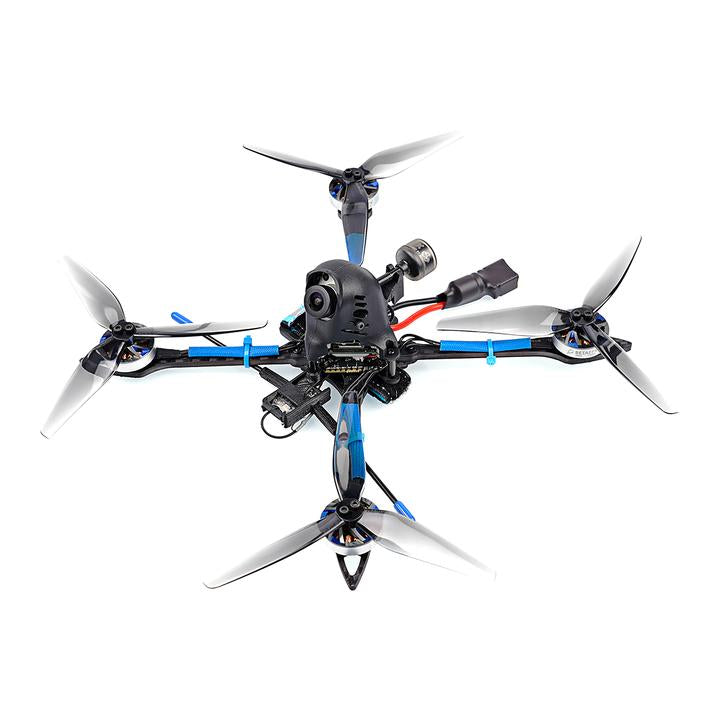 BETAFPV X-Knight 5inch Toothpick Quad (HD Digital VTX) 2004 1700KV Brushless Motors HQ 5025 3-Blade Props Caddx Vista