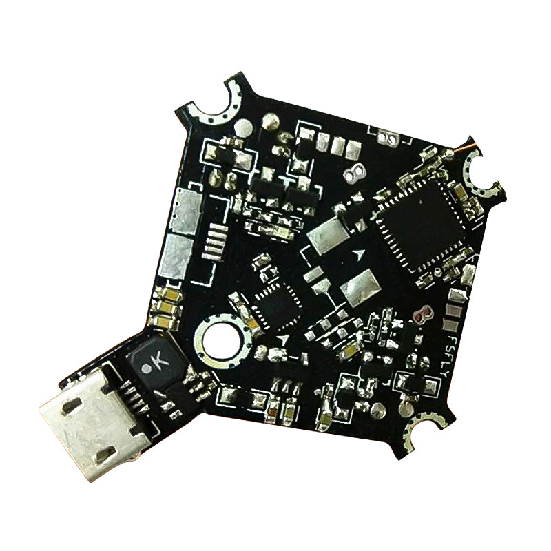 F3_EVO_Brushed Acro Flight Control Board Integrate DSM Receiver