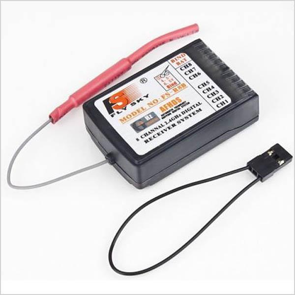 FlySky 2.4Ghz 8 Channel Receiver FS-R9B Failsafe for Rc Airplane