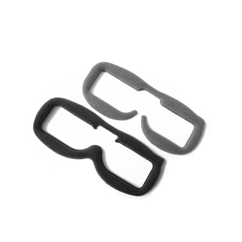 Faceplate Flannel Leather Fabric Pad KIT for Fatshark FPV Goggles