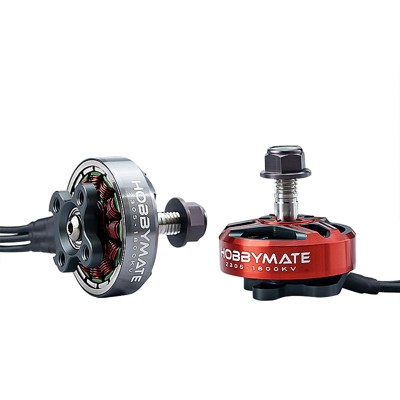 HOBBYMATE 2305 FPV Racing Competition Motor 2500Kv / 1800Kv (6s) RCINPOWER