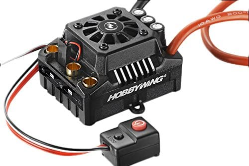 Hobbywing 30103201 Ezrun Max8-V3 with Traxxas Plug + Program Card