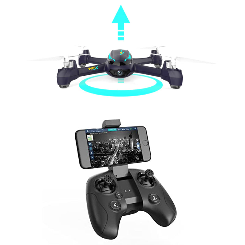 HUBSAN H216A X4 Desire Pro FPV Drone Full HD 1080p camera built-in GPS-Enable Autopilot Functions