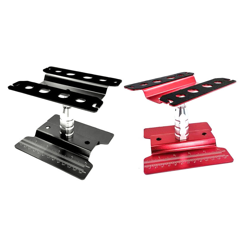 Increased RC Cars Metal Repair Station Work Stand Assembly Platform for RC Rock Crawler Climbing Cars
