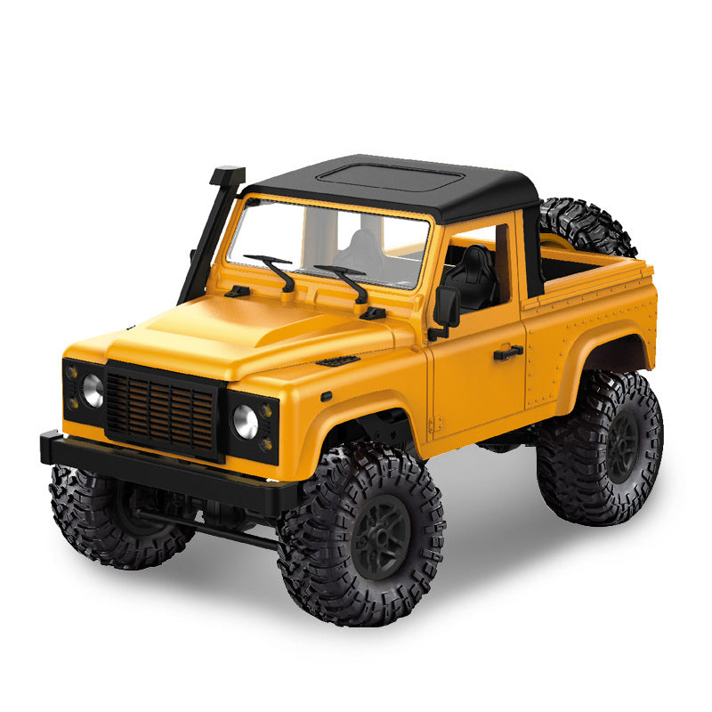 MN-90 RTR MN 1/12 1:12 2.4G 4WD Remote Control Cars Light LED Handbags Roof Off-Road Crawler Vehicle Truck Toys