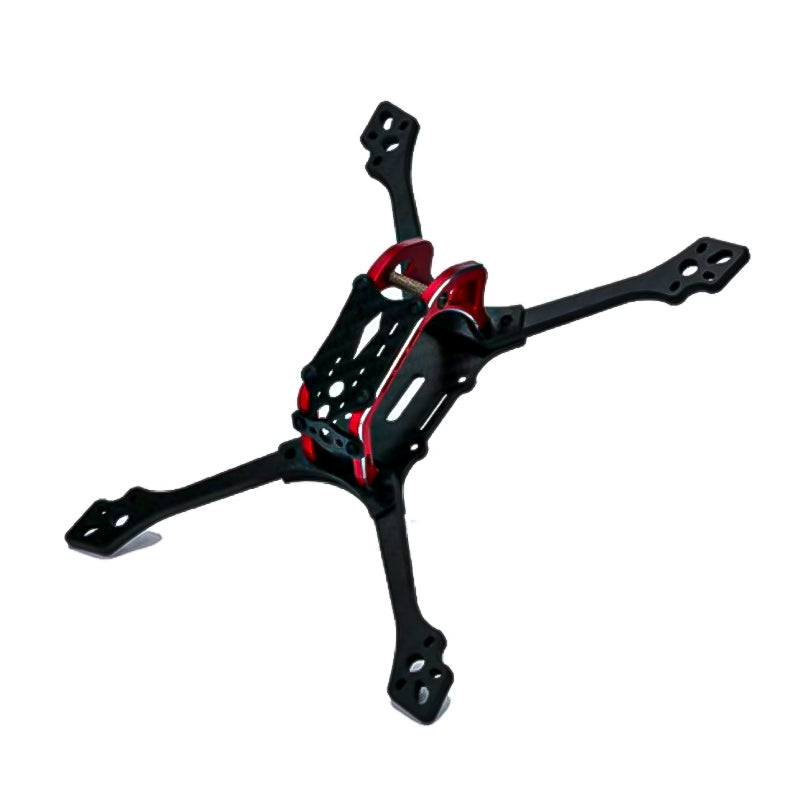 "Meteor 5"" Stretched X FPV Racing Frame w/ Alloy Cage"