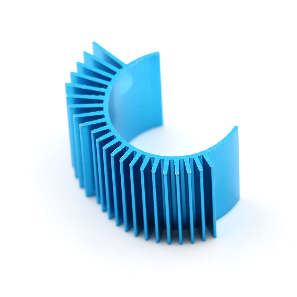 Motor Cooling Heat Sink Heatsink Top Vented 540 545 550 Size for 1/10 RC Car