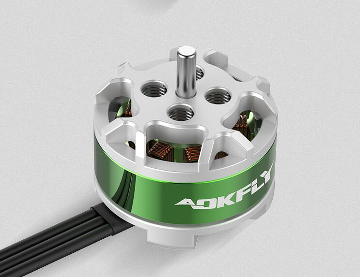 AOKFLY RV1104 1-3S Brushless Motor 4200KV/7200KV for Micro FPV Drone