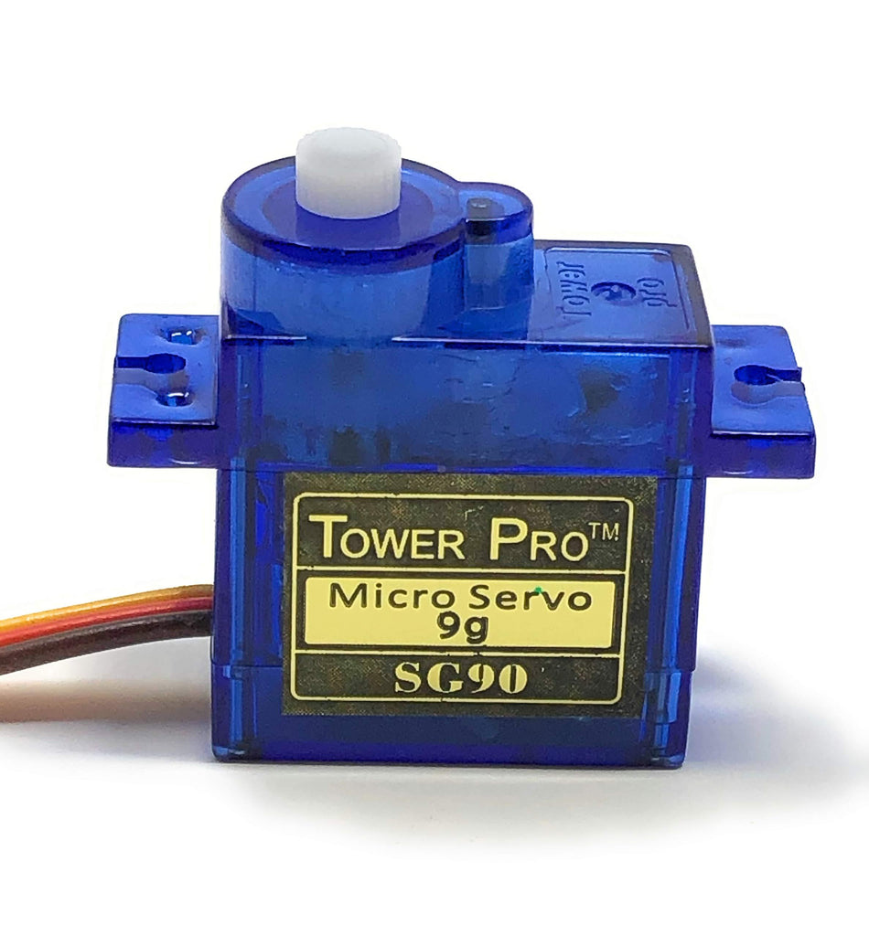 SG90 9g Micro Servos for RC Robot Helicopter Airplane Controls Car Boat
