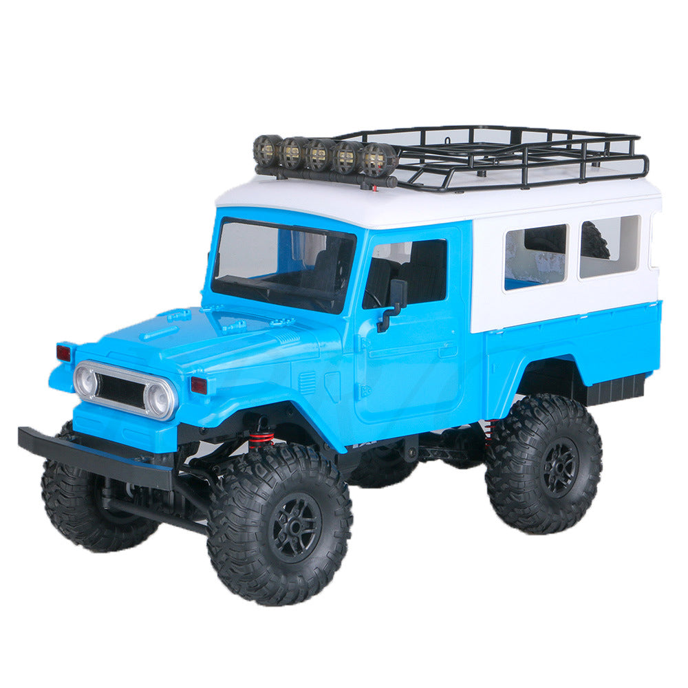 Simulated Metal Climbing Off-road Car Remote Control for 1/12 MN40 RC Car Model DIY Modified Toy