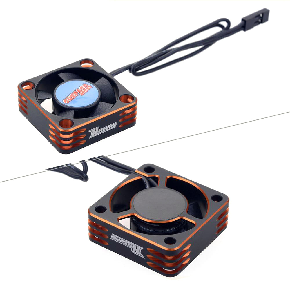 T6 Aluminium Cooling Fan 28000RPM Heat Dissipation for 540 Brushless Motor Drone Accessories RC