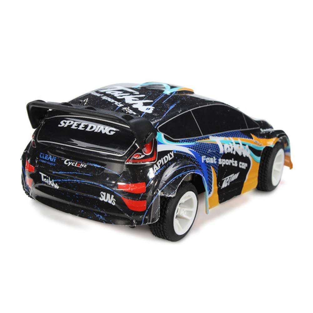WLtoys A242 1/24 4WD 2.4G Remote Control Racing Desert Off-road Drift Car Rally Car Speed Max 35 Km/h