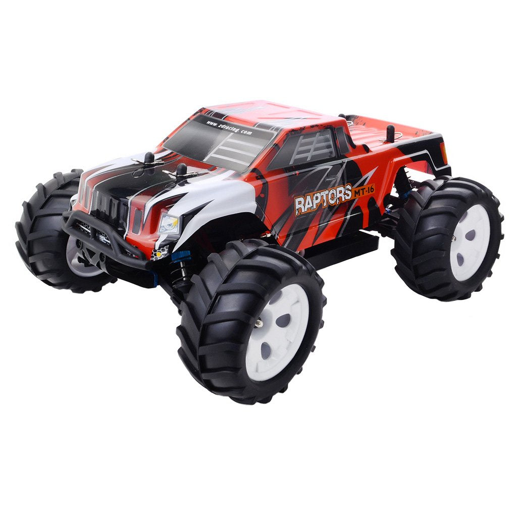 ZD Racing 1/16 MT-16 Remote Control Car Brushless Truck