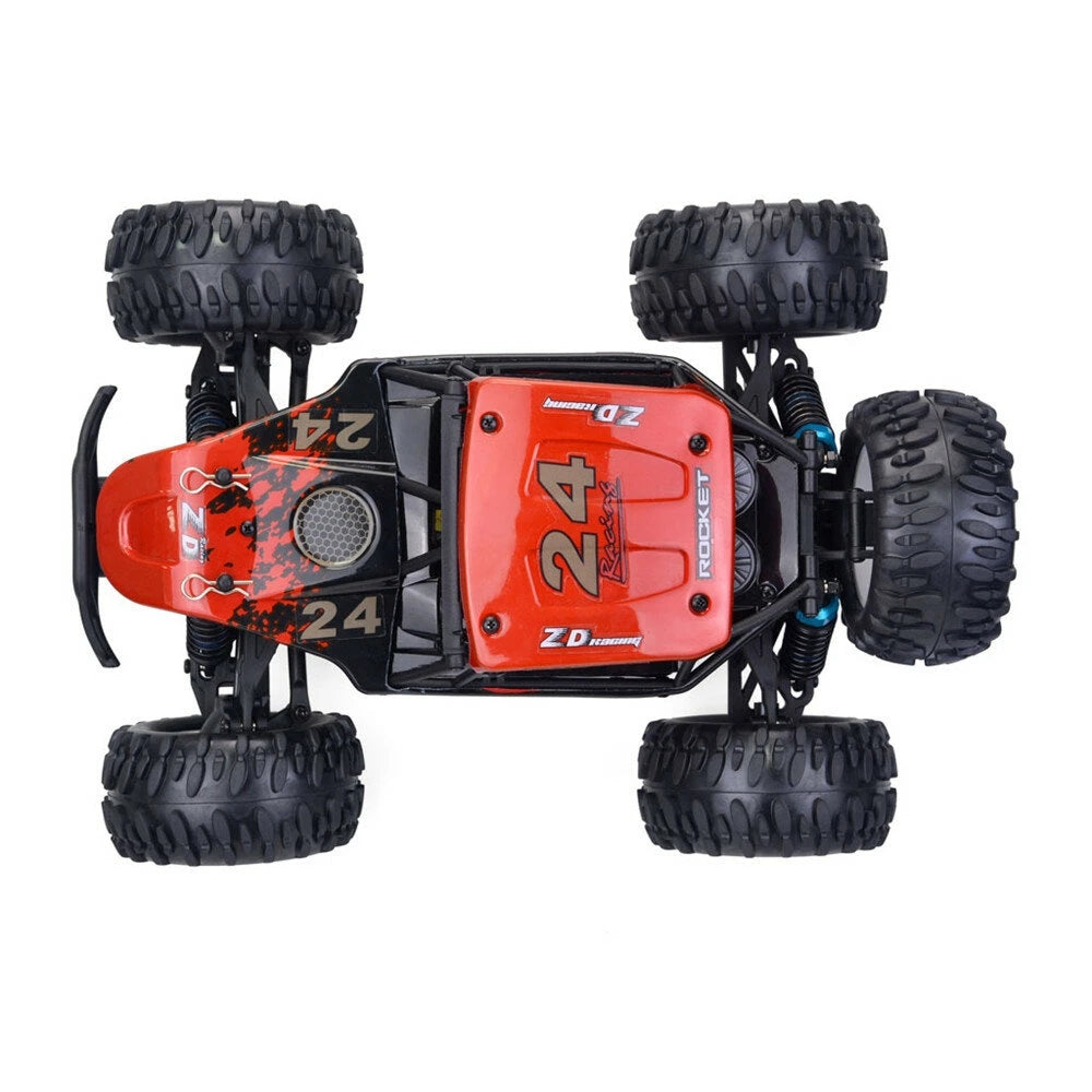 ZD Racing ROCKET DTK-16 Brushless 1:16 Scale 4WD 45 Km/h Desert Off-Road Truck RC Car RC Vehicles RC Model