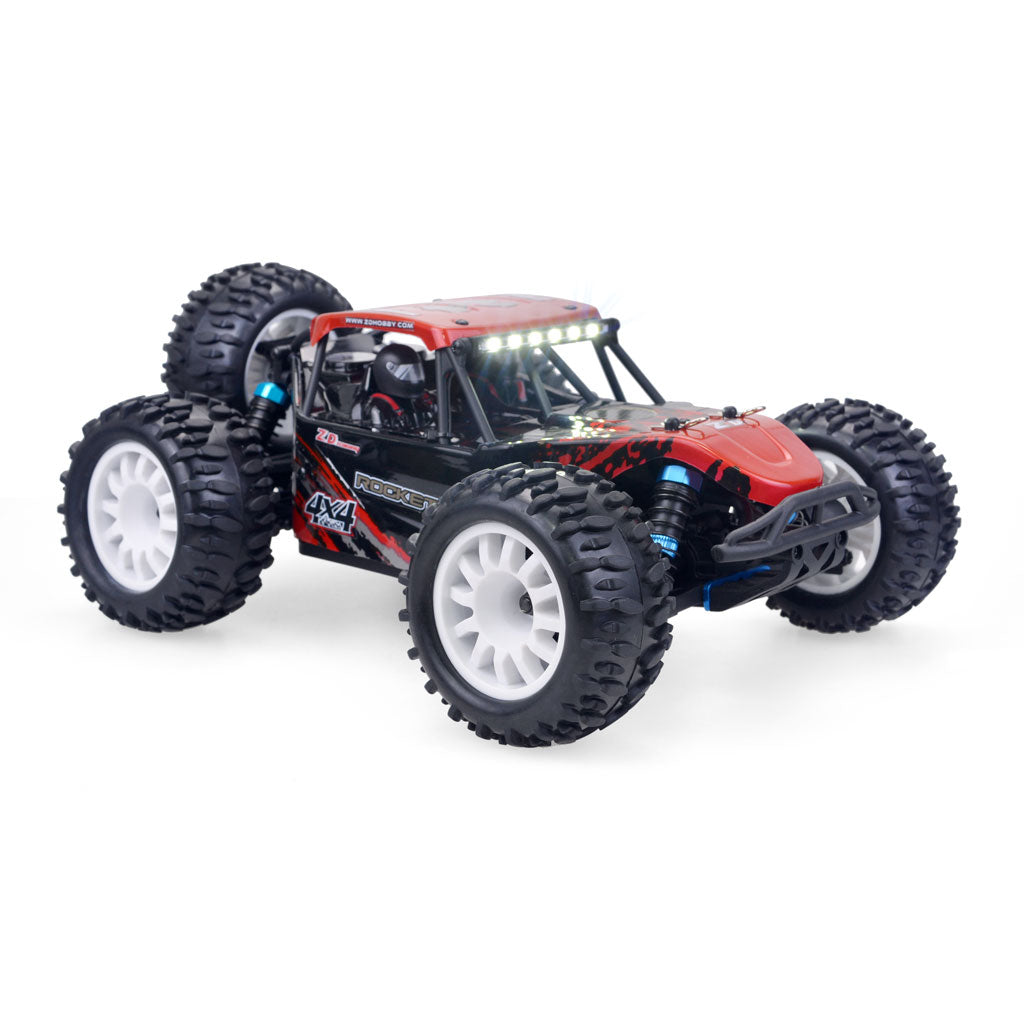 ZD Racing ROCKET DTK16 Brushed 2.4 GHZ 1:16 Scale 4WD Desert Truck Remote Control RC Vehicles RC Model 45 Km/h RC Car Toys