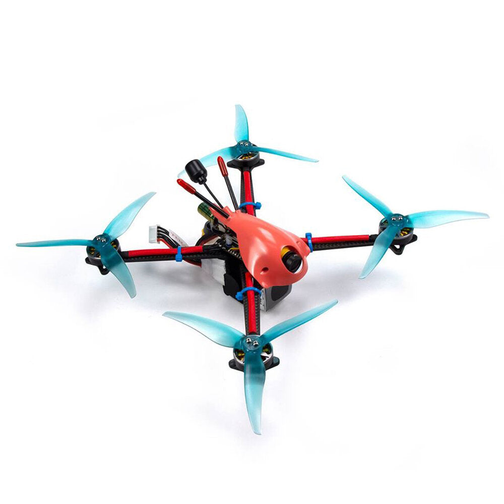 Brotherhobby hyperbola 5 inch bnf fpv racing drone, bind and fly, weight under 250 grams