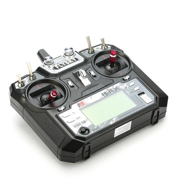 Flysky i6x Radio Transmitter w/ FS-iA6B Receiver For Rc Airplane, Rc Helicopter, Fpv Drone