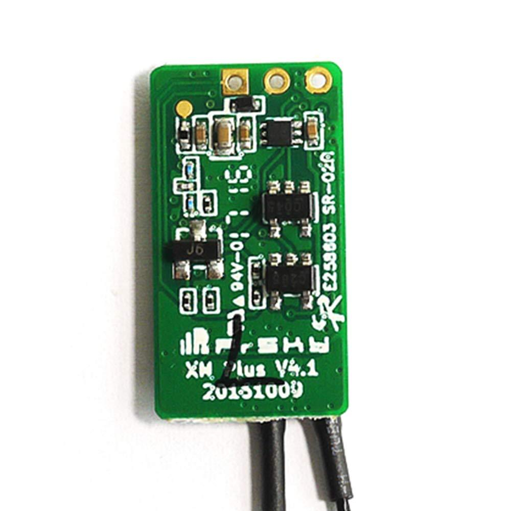 Frsky Xm+ Micro D16 S.bus Full Range Receiver for FPV Drone, Rc Airplane, FPV Wing