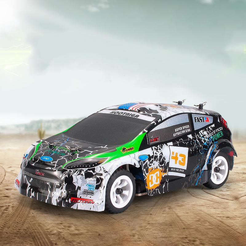 WLtoys K989 1:28 RC Car 2.4G 4WD Brushed Motor 30KM/H High Speed RTR RC Drift Car Rally Car