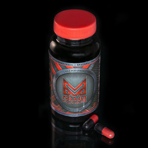 Mojo For Men - 30 Day Supply, 60 Capsules Trial Offer + FREE SHIPPING