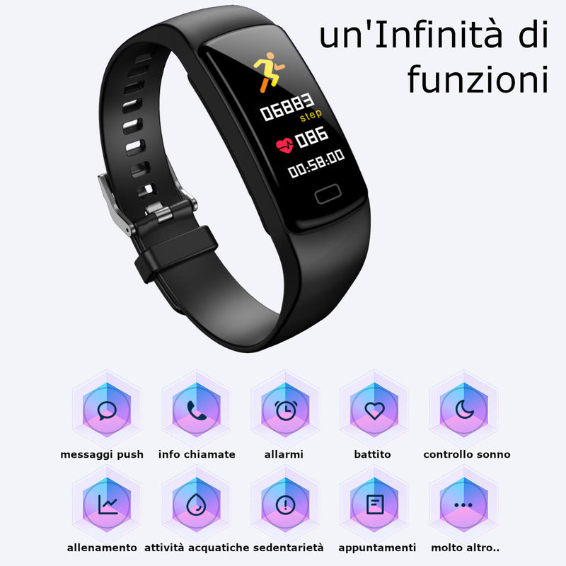 smartwatch motiofit ACTIVE