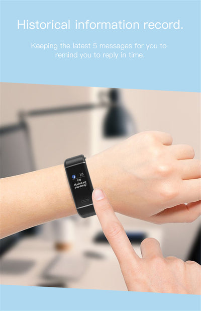 smartwatch facebook
