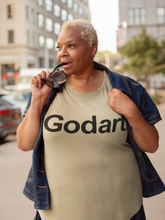 Load image into Gallery viewer, Nude Godart Logo TEE (GENDER NEUTRAL) PLUS