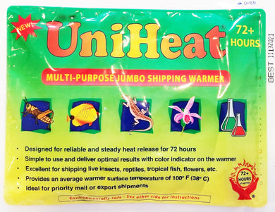UniHeat Heat Pack 72+ Hours