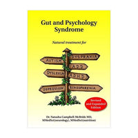 The Gut and Psychology Syndrome