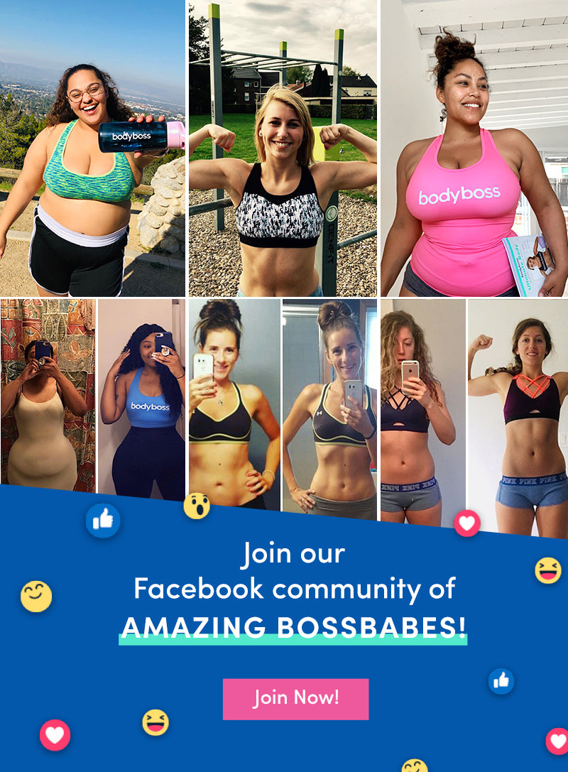 Get Fit in 12 weeks with the BodyBoss Method - BodyBoss