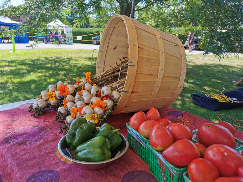Photo courtesy of the Vankleek  Hill Farmers Market