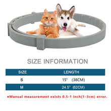 "Load image into Gallery viewer, ""Protector"" Anti Flea, Ticks, Mosquitoes Collar"