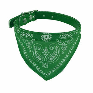 """Neckerchief"" Bandana Collar"