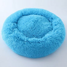 "Load image into Gallery viewer, ""Doughnuts"" Soft Pet Bed"