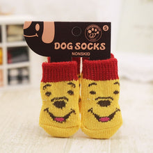 "Load image into Gallery viewer, ""Cartoons"" Pet Socks"