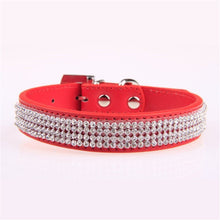 "Load image into Gallery viewer, ""Bling"" Dog Collar"