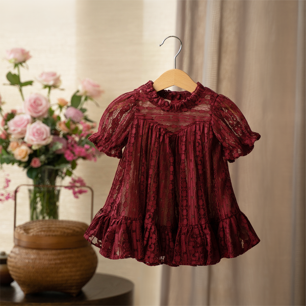 Baby Chantilly Dress
