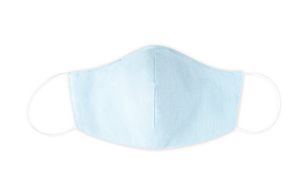 Comfey Masks Adults Baby Blue